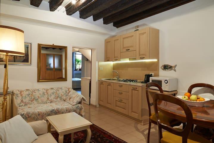 DIMORA TIPICA VENEZIANA - VENEZIA - Appartement