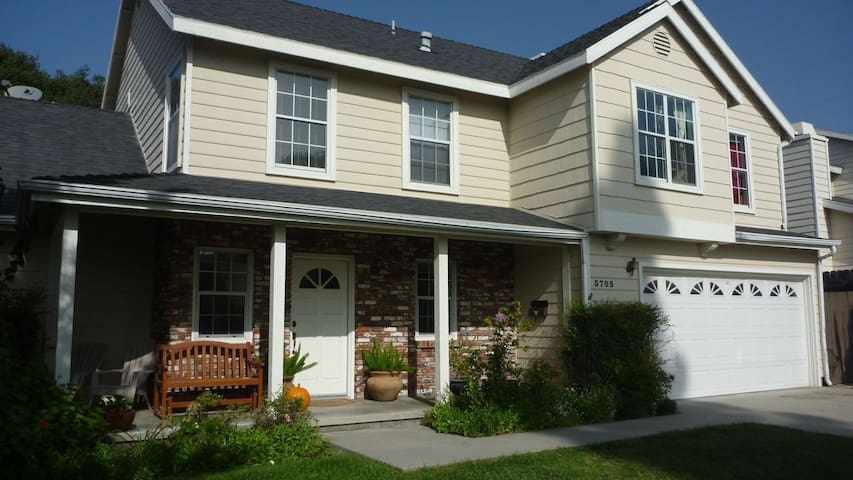 Lovely spacious 4BR, walkable area - Montrose - House