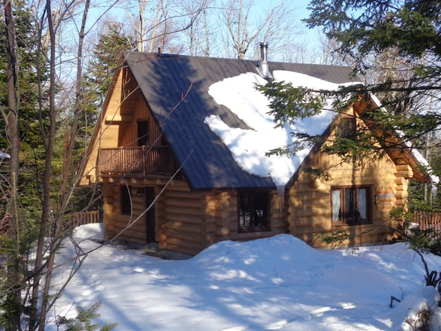 Rustic cottage in the woods - Petite-Rivière-Saint-François - House