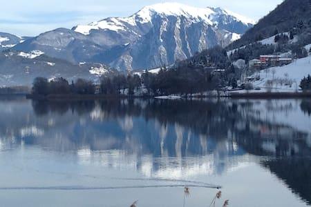 Villa con accesso diretto al lago.  - Ranzanico Lago - Villa - 2