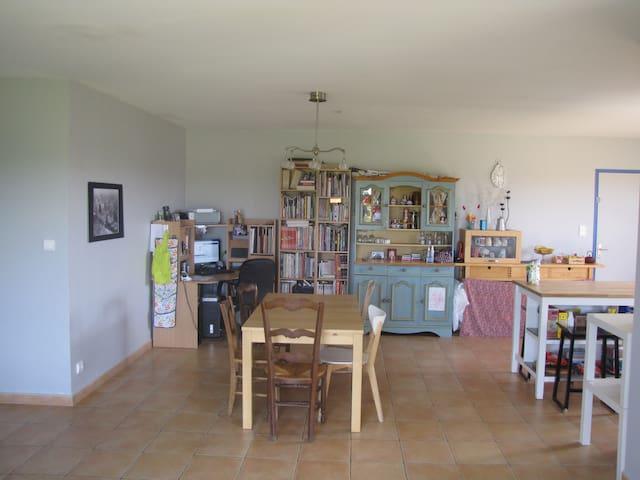 maison au coeur de la campagne gersoise - Caillavet - Дом