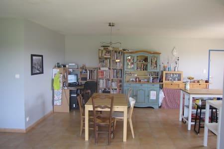 maison au coeur de la campagne gersoise - Caillavet - Huis