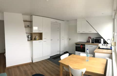 Adorable *T2 38m2* - Tram direct Centre - WIFI