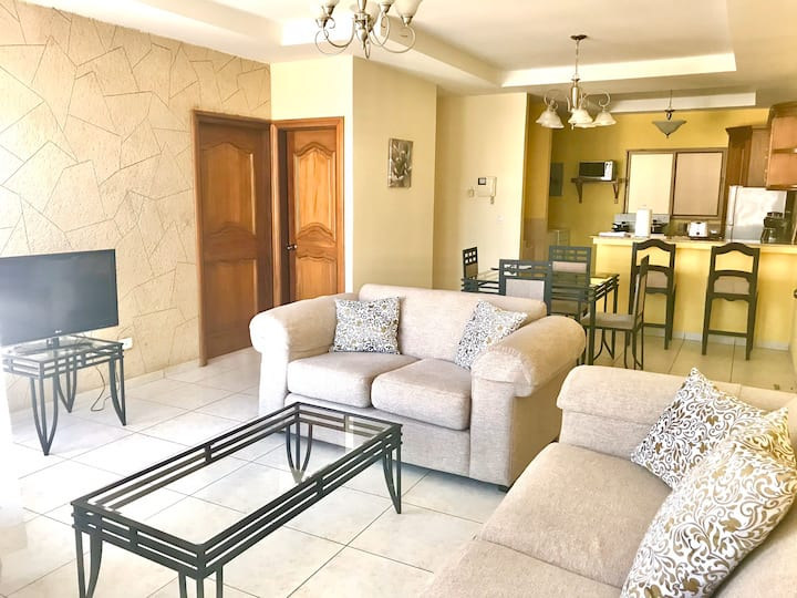 2BR Apartment in the heart of Tegucigalpa (4B)