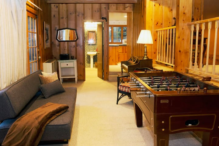 Charming Guest Suite, Steps to Lake - Lake Arrowhead - Huoneisto