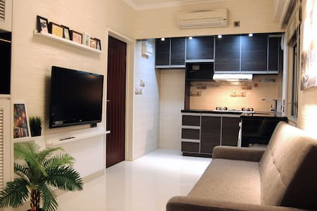 2. 6pax Cozy & New Deco apt in TST - Tsim Sha Tsui