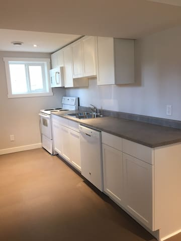 Brand new sunny 2 bed -2 bath suite - Edmonton - Appartement