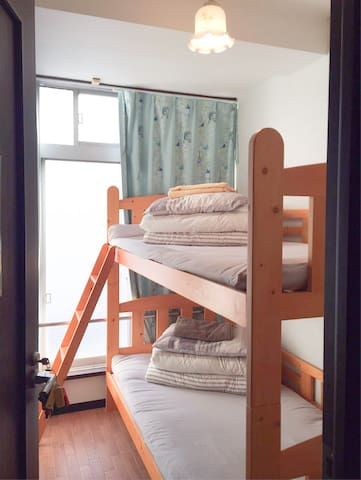Four stations nearby, economic and cozy house 301 - Sumida - Huoneisto