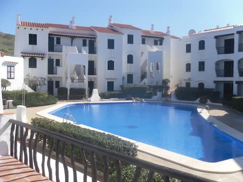 Apartment, Playa De Fornells