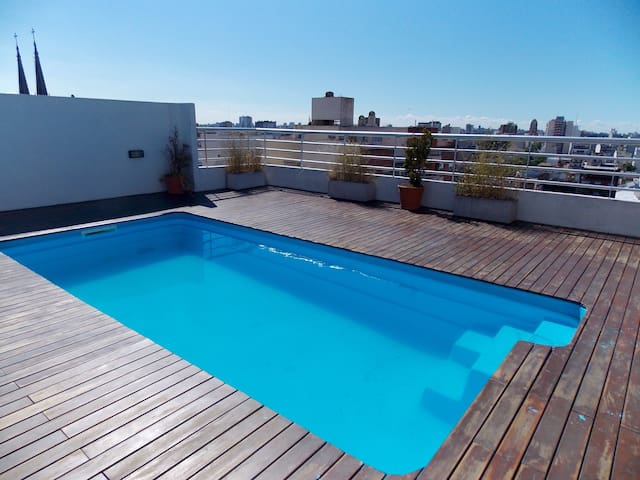 A swimming pool!!!!!
