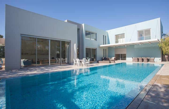 5 star / Caesarea luxury villa