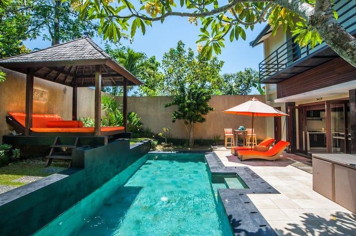 3 Br Secret Garden Villa Jimbaran 75 Promo Villas For Rent In Kecamatan Kuta Selatan Bali Indonesia