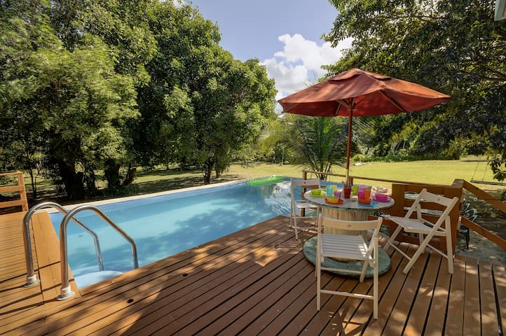 FAMILY FRIENDLY HOUSE W/POOL - Vieques