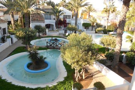 Beachfront apartment - Roquetas de Mar