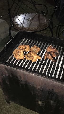 We can arrange for live barbecue also