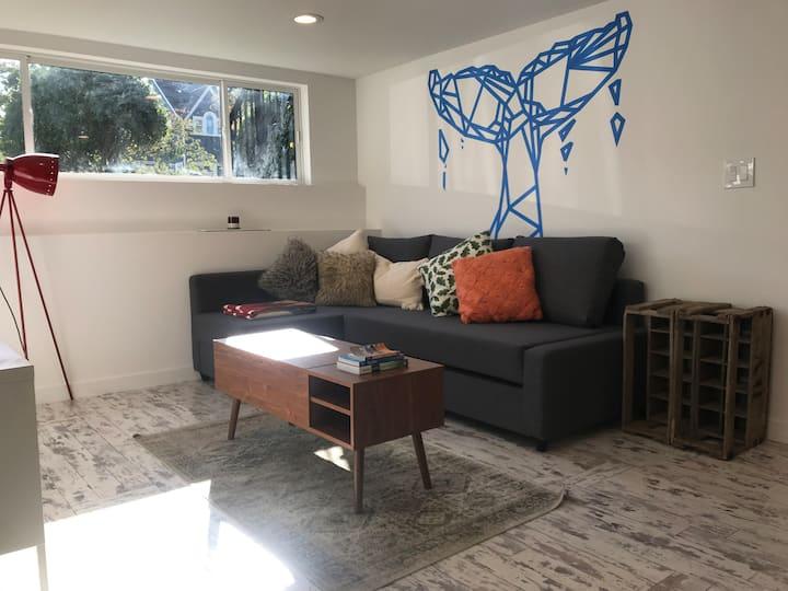 Nice modern apartment in Ballard, Seattle
