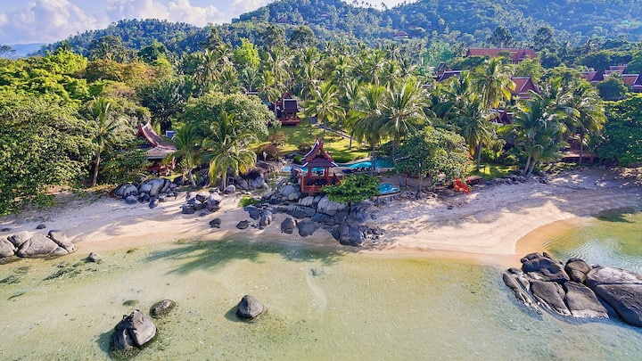 SIAM HOUSE - Amazing villa in beachfront