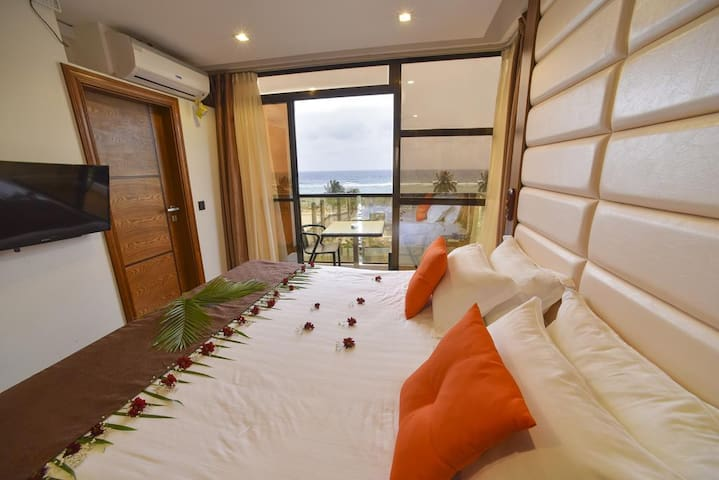 Sea View Grand with Balcony
