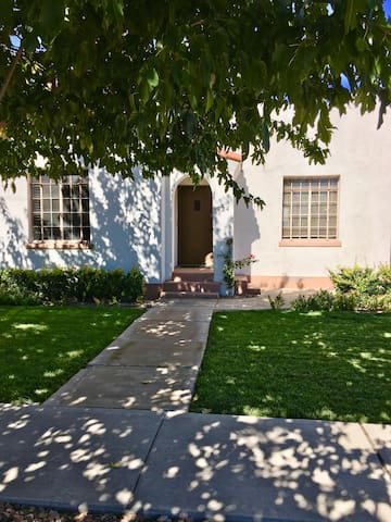 Charming Adobe Home in Historic District