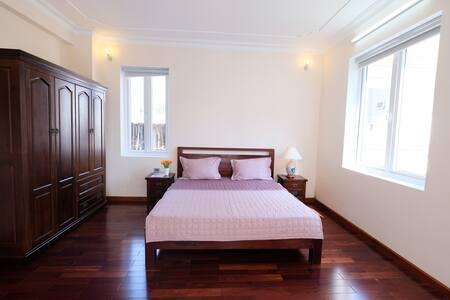 Rose Room - An Vien Villa - Private Beach/Pool