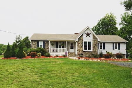 Beautiful Home in the Country - Ramseur