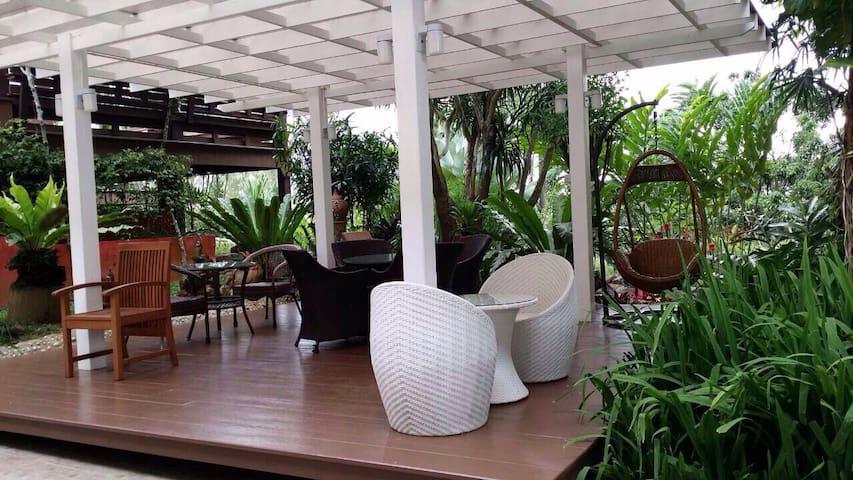 Homestay in fruit garden - Sai khao - Villa