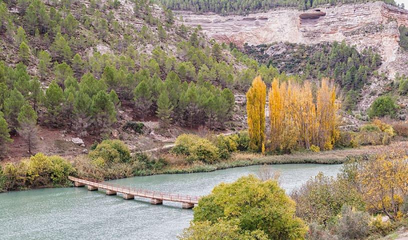 Casas Rurales Río Tranquilo II - Alcala del Júcar
