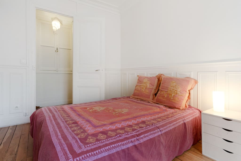 Chambre n°1 / Bedroom #1