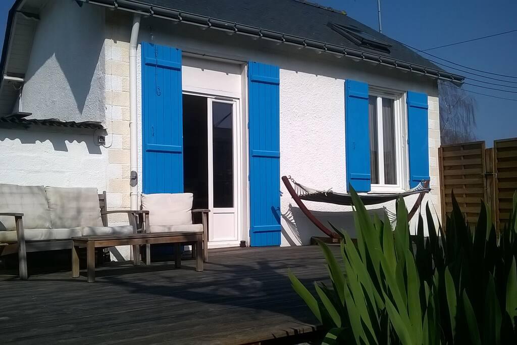 Petite maison avec jardin maisons louer rennes - Maison a louer avec jardin wasquehal dijon ...