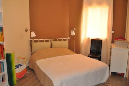 Chambre avec salle d'eau intégrée - Bourguébus - Haus