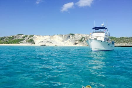 Trawler Time Chartering - Baltimore