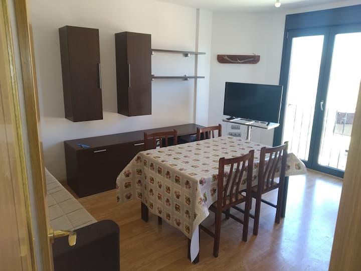 Apartamento en alquiler en la montaña, Bronchales