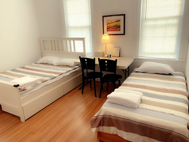 Spacious two beds room in Flushing
