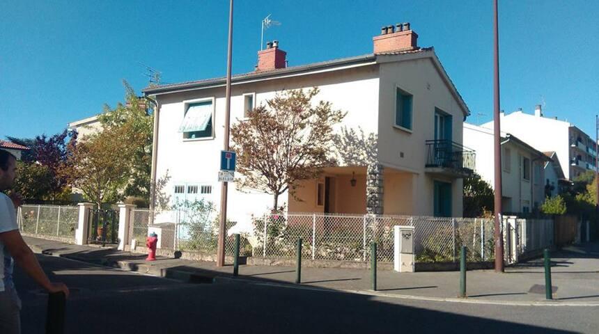 Maison dans le quartier St Cyprien - Toulouse - Casa