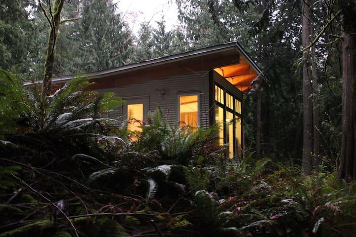 Luxury cabin & handcrafted kitchen - Roberts Creek - Chalet