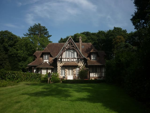 Peaceful Old house in Normandy  - Saint-Gatien-des-Bois - Apartment