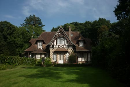 Peaceful Old house in Normandy  - Saint-Gatien-des-Bois - Apartmen