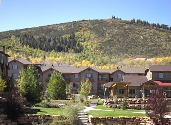 "Views, POOL, Hot Tubs,  50"" Plasma, CENTRAL AIR, - Park City - Appartement"