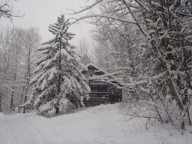 4 SEASON KILLINGTON AREA CHALET - Pittsfield - Rumah