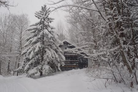 4 SEASON KILLINGTON AREA CHALET - Pittsfield - Talo