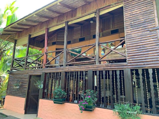 Turismo Rural, La Virgen de Sarapiqui. Costa Rica