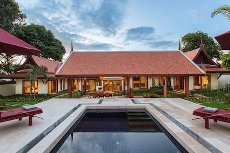 Luxury Pool Villa Baan Tiwa - サムイ島 - 別荘