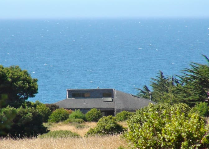"""Bella Vista"" -- panoramic vistas at Sea Ranch, CA - Sea Ranch - Dům"