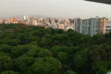 NEW YORK CENTRAL PARK VIEW IN LIMA? - Lima