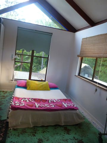 room with a (forest) view