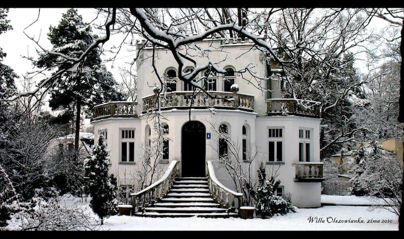 Villa in Milanówek-28km from Warsaw Room nr 1/3