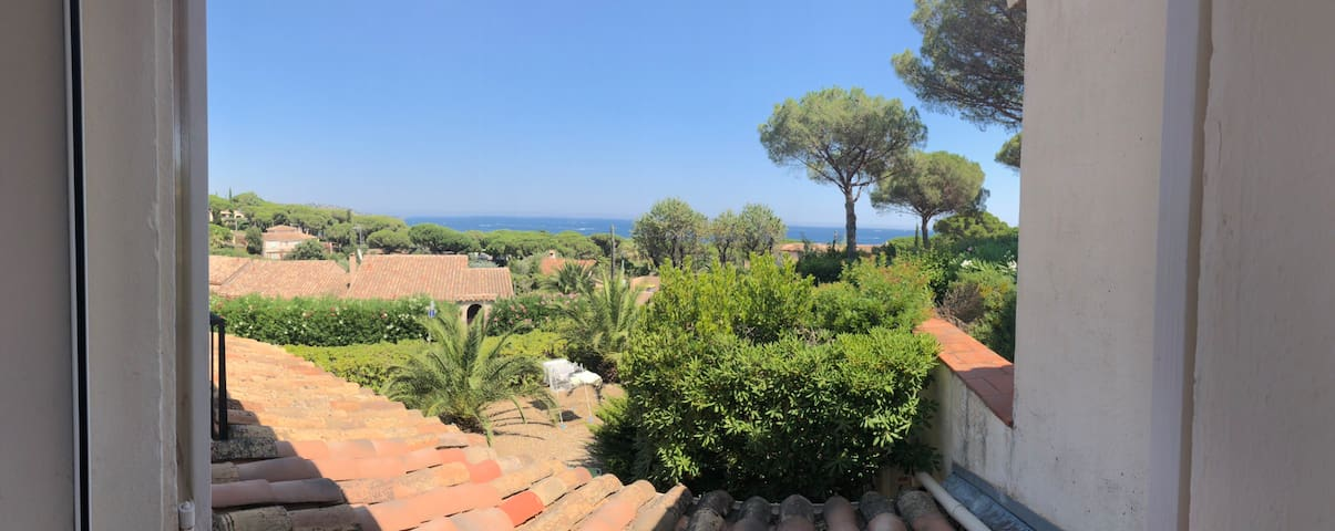 Maison de vacances mer pins plages soleil