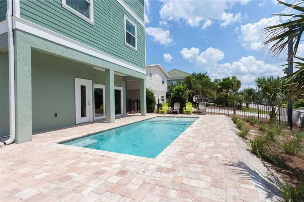 Enjoy the pool and patio area! - Bask in this amazing opportunity to have your own pool! Take a dip or a quick swim in your priva