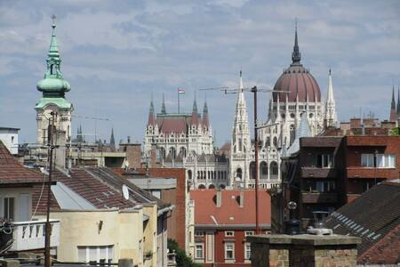 DOLCE VITA at the Castle quarter with balcony! - Budapest - Apartmen