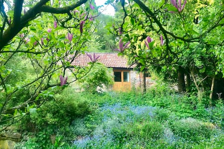 Set in 40 Acres of Private Countryside in AONB
